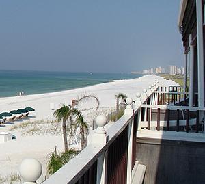 The beach at Destin, Florida (Photo by Jennifer Lee)